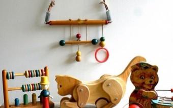 Doe goed met oud speelgoed
