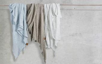 Sjaals zonder poespas