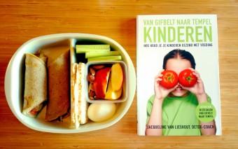 Een lekker en gezond recept voor de kids.