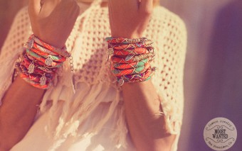 Win deze zomerse armcandy!