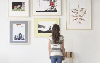 Galerietje: kunst uit kinderboeken