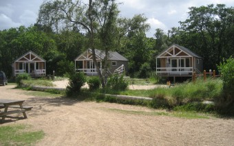 Relaxt kamperen aan de kust: Geversduin