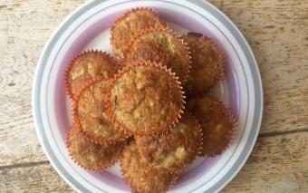 Muffins! Deze zijn lekker, simpel en gezond!
