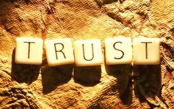 Een puber in liefde loslaten. En vertrouwen.