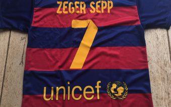 Altijd top: een voetbalshirt voor stoere voetbalkids