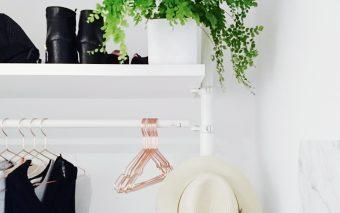 Capsule wardrobe: orde in je overvolle kledingkast