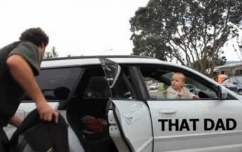 Grappige video: zo installeer je een autostoeltje voor je baby