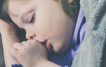 Goed nieuws voor kinderen die nagelbijten of duimzuigen