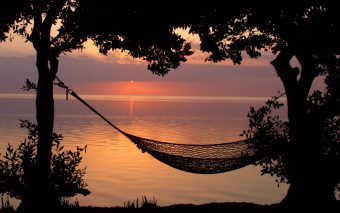 Balans tussen spanning en ontspanning.