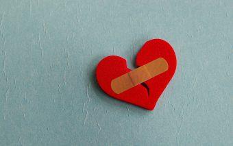 Over scheiden, gezond leven en relativeren