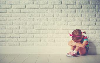 Wat je voor je kind kunt betekenen als hij bang is.