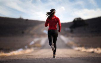 Sporten. Gewoon gaan is de beste optie