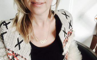 Prachtige minimalistische, handgemaakte sieraden.