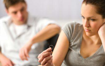 Zestig procent van de mama's denkt wel eens aan scheiden