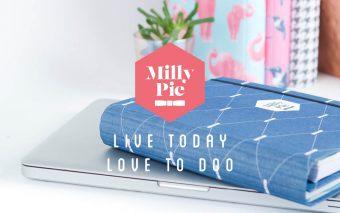 Milly Pie: voor mooie plannen én de dagelijkse hectiek.