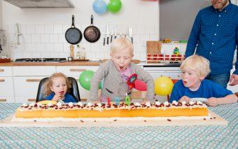 Tip voor de kerstvakantie: festival voor kinderen van één meter.
