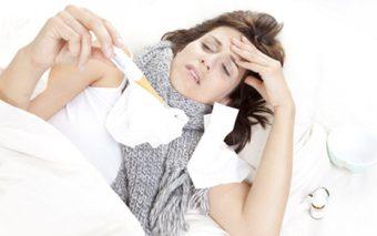 Mag mama ook eens een dagje of twee (of drie) ziek zijn?