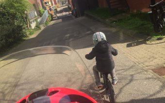 Op zoek naar een veilige, stoere fietshelm?