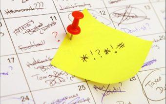 9 tips voor optimale logistiek in gezinsleven.