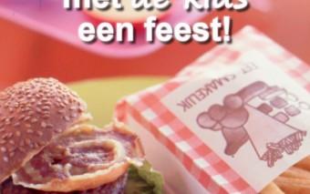 De leukste kindvriendelijke restaurants van NL!