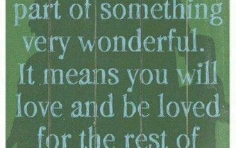 Liefde voor je familie, geen afstand te ver.