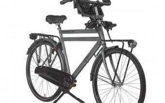 De ultieme fiets voor papa's: de DaddyBike