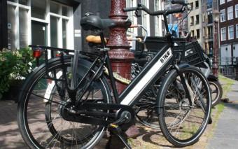 De ideale fiets voor mama's en stoer genoeg voor papa's.