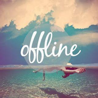 Lekker offline, minder stress