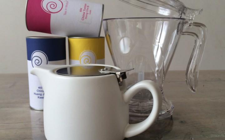 Dit leuke theepakket van Tea in Motion kun je winnen!