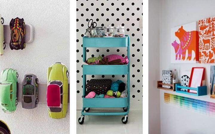Heerlijke inspiratie: Ikea Hacks