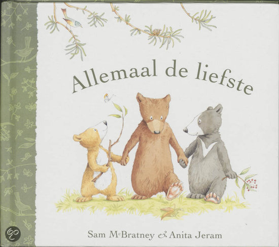 Allemaal de liefste, een fantastisch kinderboek