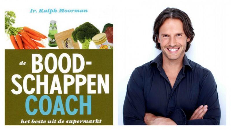 Ralph Moorman schreef het boek De Boodschappencoach