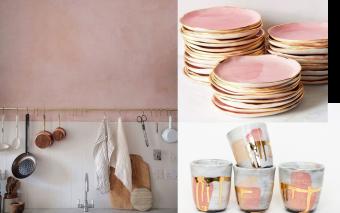 Interieur opfrissen? Kies voor trendkleur roze!