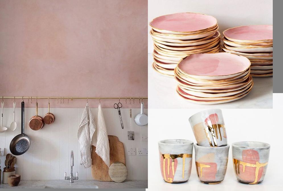 Roze: een heerlijke trendkleur voor je interieur.