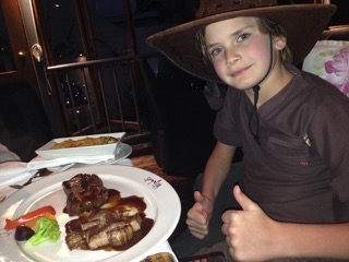 Van moeilijke eter naar wildvlees-eter