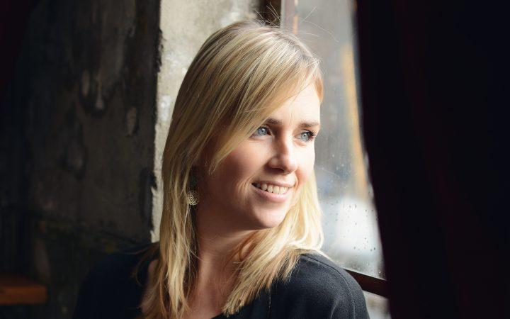 Leonie Lindeboom, eigenaresse mamaschrijft.