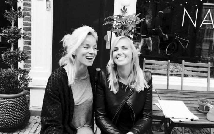 Heidi en Leonie