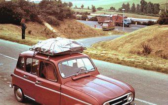 Mijn eerste verre reis in de jaren '80. Toen er nog geen airco en dvd's waren.
