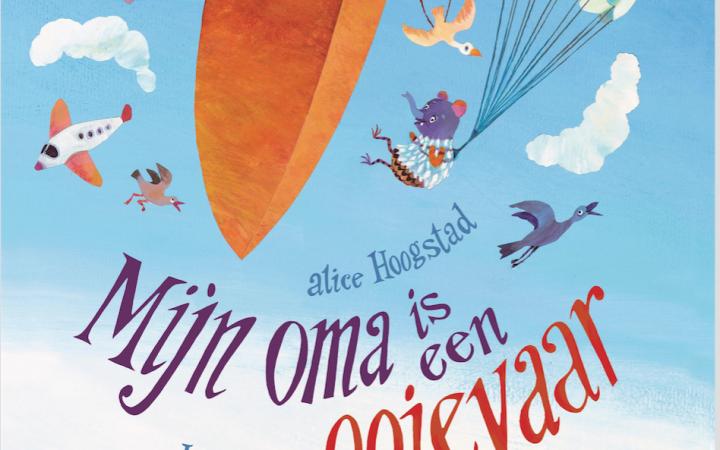Kinderen voorlezen uit: mijn oma is een ooievaar