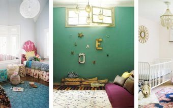 Interieurstijl: Bohemian voor kids.