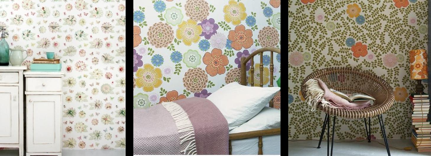vintage-bohemian-behang