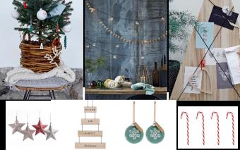 Interieur trends kerst 2016: van Bohemian tot Scandinavisch.