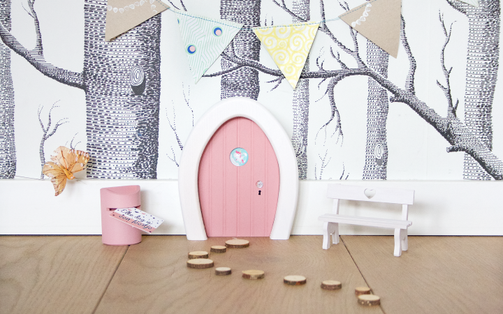 Droomdeurtjes: ideaal speelgoed voor fantasierijke kinderen.