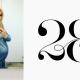 28 weken zwanger. Het derde trimester + de naam.