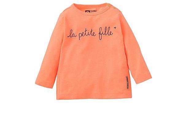 Tumble 'n Dry Zero newborn baby T-shirt