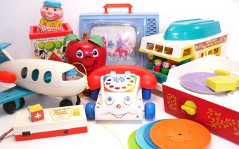 Plastic Fantastic Speelgoed.