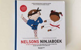 Winnen: Nelsons Ninjaboek.