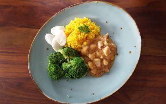Lekker en makkelijk recept: sajoer met broccoli en rijst.
