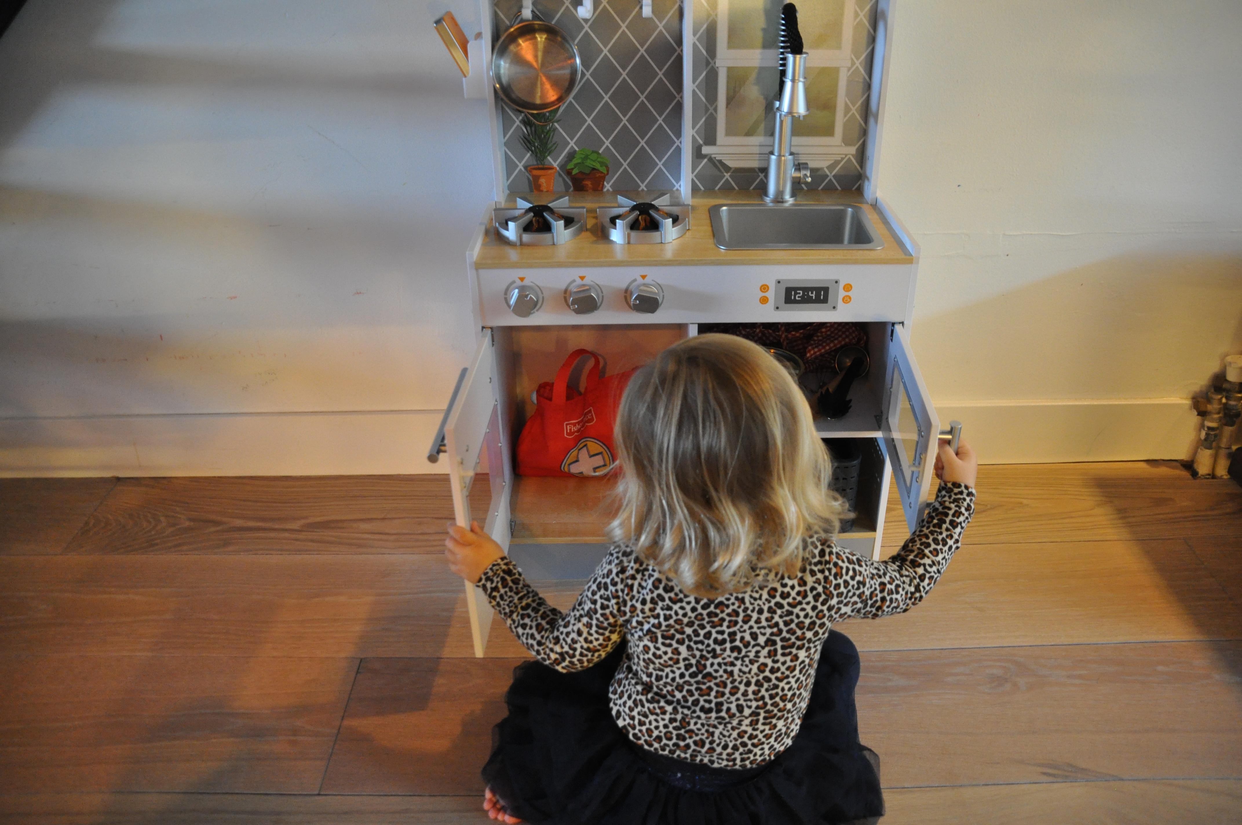 Tried & tested: Kidkraft's kinderkeuken. Inclusief winactie!