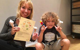 Dierenvriendjes; mindfulness voor kinderen.